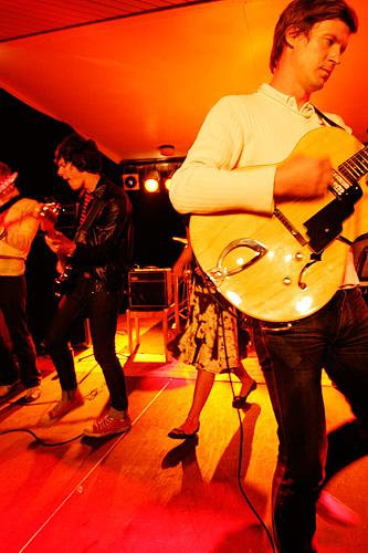 2005-07-16 - Acid House Kings performs at Arvikafestivalen, Arvika