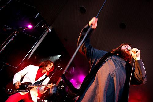 2005-07-30 - The Soundtrack Of Our Lives spelar på Storsjöyran, Östersund