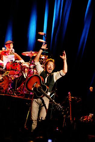 2006-10-30 - Bruce Springsteen spelar på Globen, Stockholm