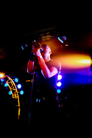 2007-02-17 - Enter The Hunt spelar på House of Metal, Umeå