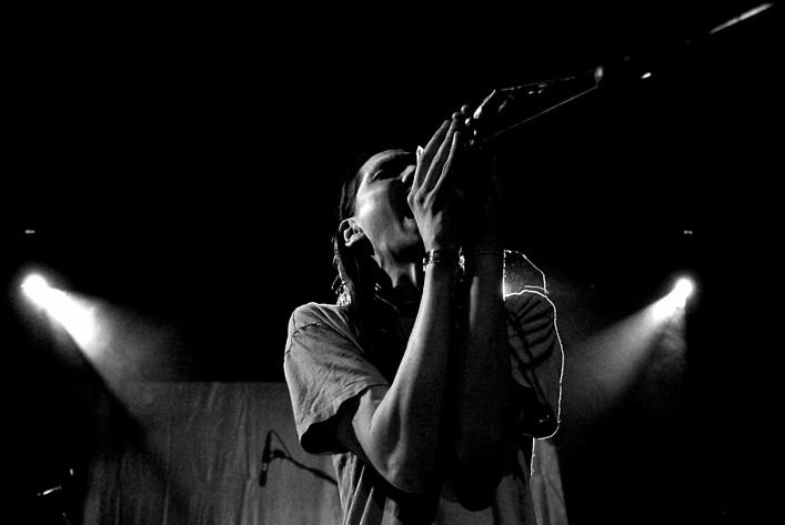 2007-05-18 - Audionom performs at Kägelbanan, Stockholm