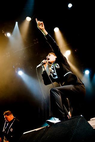 2007-08-10 - The Hives spelar på Way Out West, Göteborg