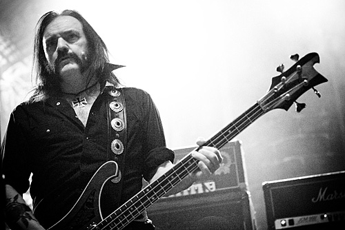 2007-12-09 - Motörhead spelar på Hovet, Stockholm