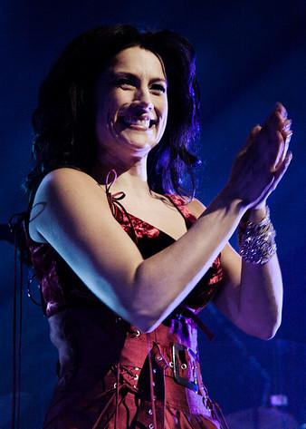 2008-01-30 - Jill Johnson performs at Cirkus, Stockholm