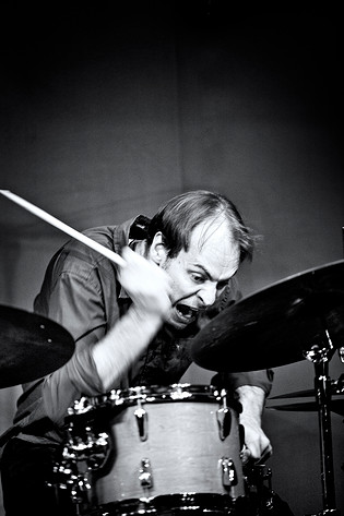 2008-05-06 - Ari Hoenig Bop Punk performs at Fasching, Stockholm