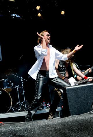 2008-06-06 - Axewitch spelar på Sweden Rock Festival, Sölvesborg