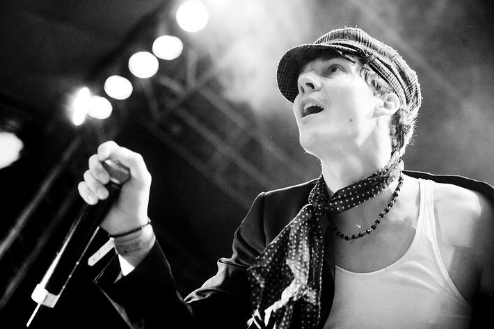 2008-07-25 - Håkan Hellström spelar på Piteå Dansar och Ler, Piteå