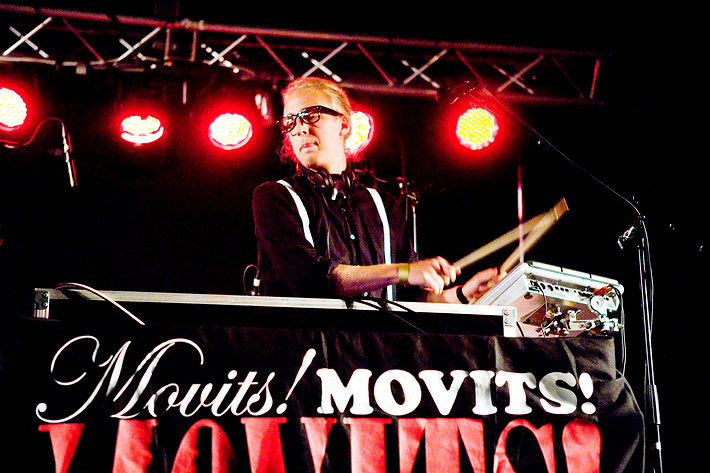 2008-08-16 - Movits performs at Hamnmagasinet, Umeå