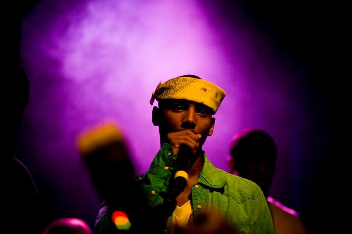 2008-08-27 - Dipset spelar på Mosebacke, Stockholm