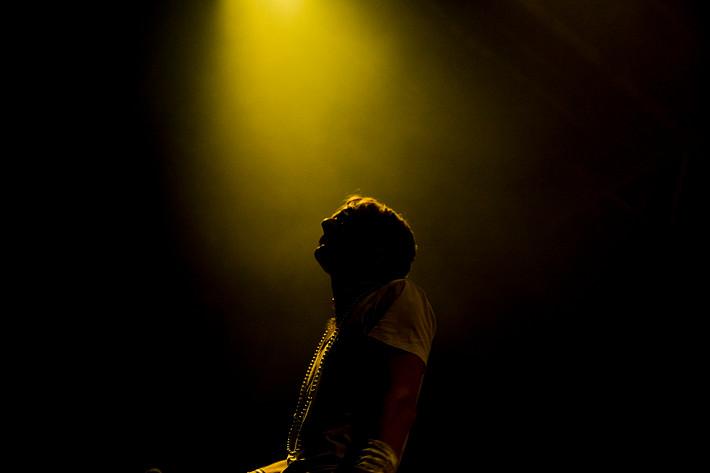 2008-08-30 - Bob Hund spelar på Popaganda, Stockholm