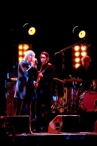 2009-01-17 - Anna Ternheim spelar på P3 Guld, Göteborg