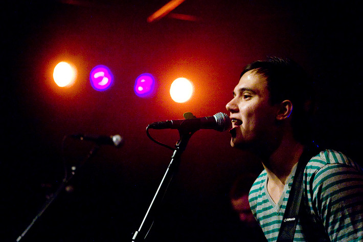 2009-01-30 - This Night Without spelar på Amplified, Umeå