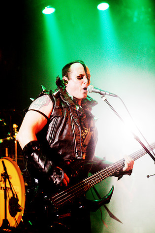 2009-06-04 - Misfits performs at Rockbåten, Stockholm