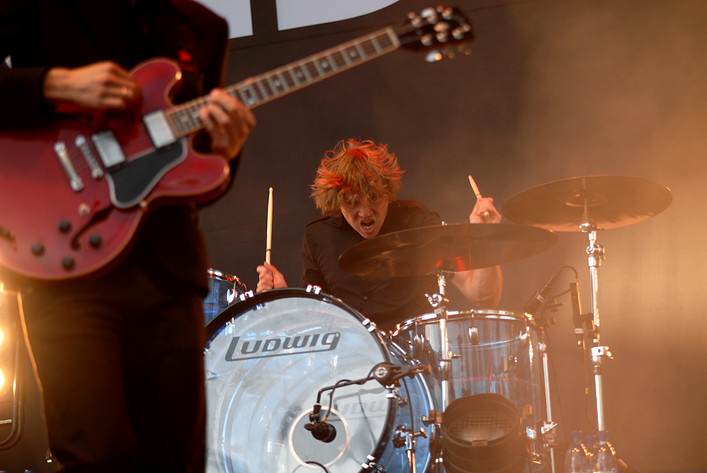 2010-06-04 - Mando Diao performs at Gröna Lund, Stockholm