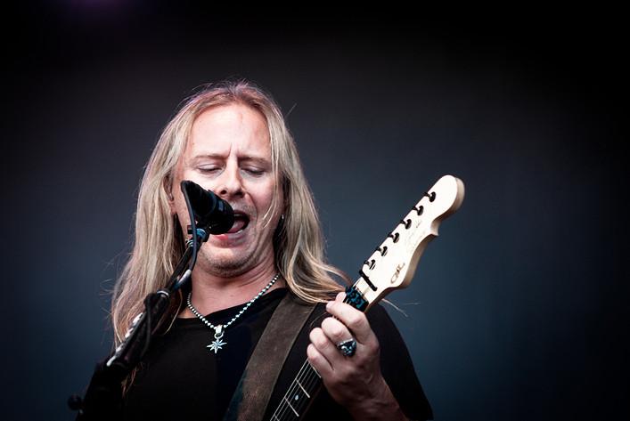 2010-07-01 - Alice in Chains spelar på Peace & Love, Borlänge