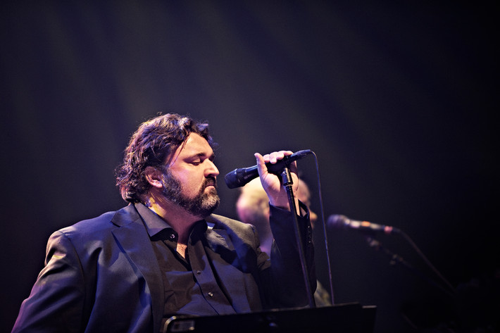 2011-02-15 - I Ljuset Av Cornelis performs at Cirkus, Stockholm
