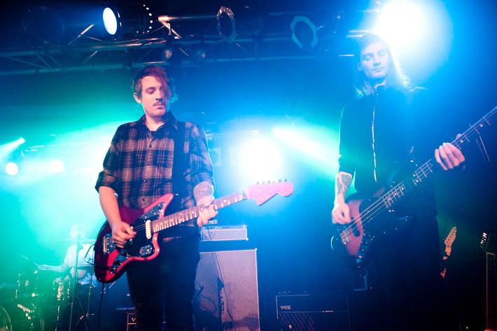 2011-02-17 - We are the Storm spelar på Debaser Slussen, Stockholm