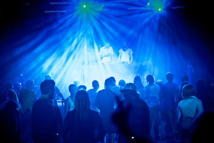 2011-07-01 - Classixx spelar på Peace & Love, Borlänge