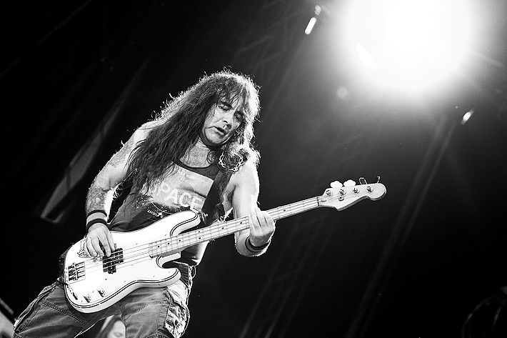 2011-07-01 - Iron Maiden spelar på Ullevi, Göteborg