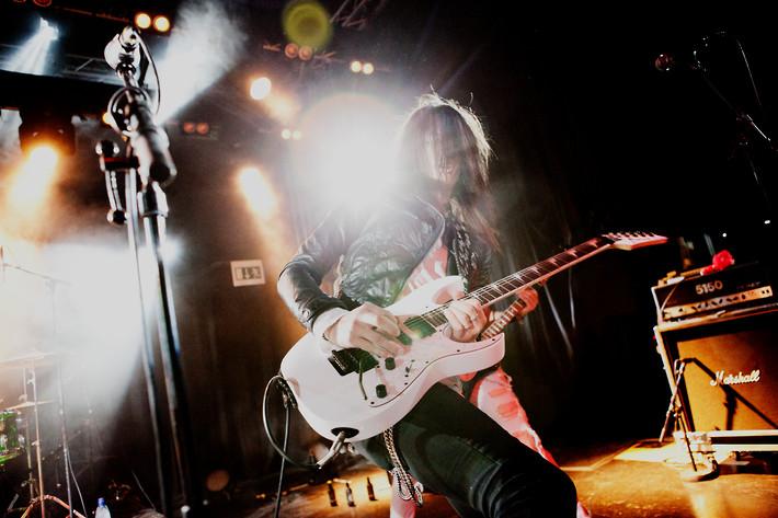 2011-07-02 - Vain performs at Peace & Love, Borlänge