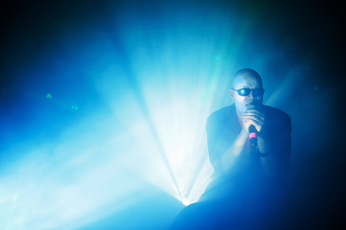 Sisters Of Mercy: Mejeriet, Lund 19/11