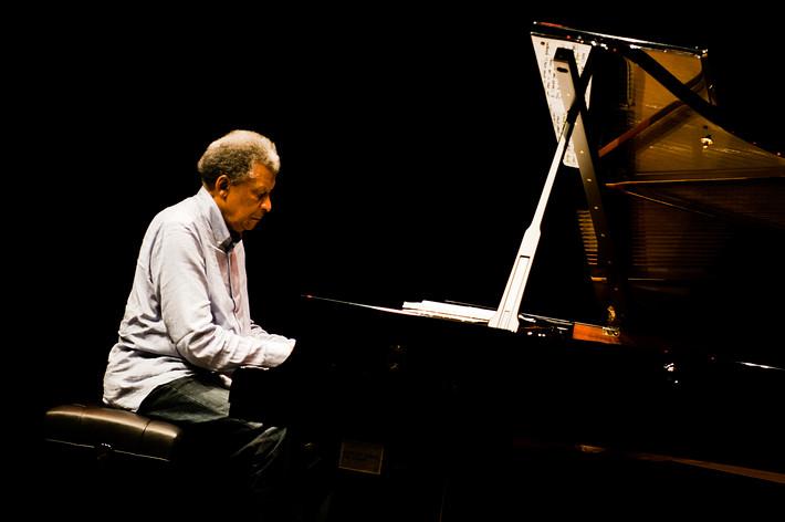 2011-11-20 - Abdullah Ibrahim performs at Uppsala Konsert & Kongress, Uppsala