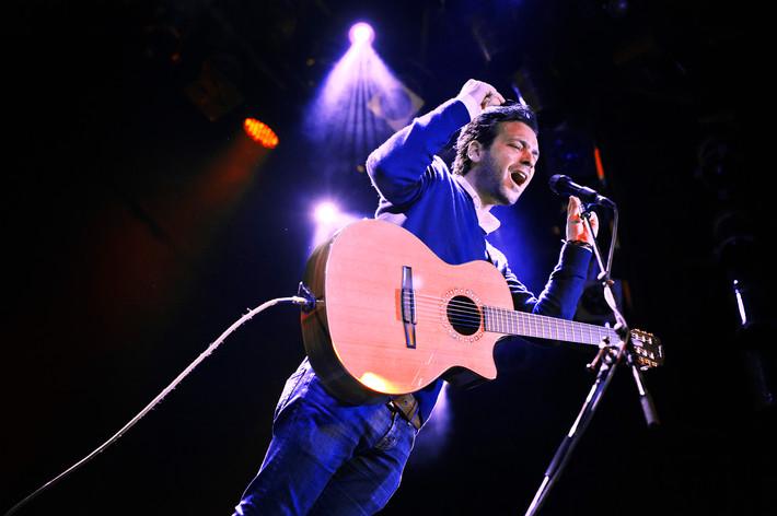 2011-11-22 - Adam Cohen performs at Kulturbolaget, Malmö