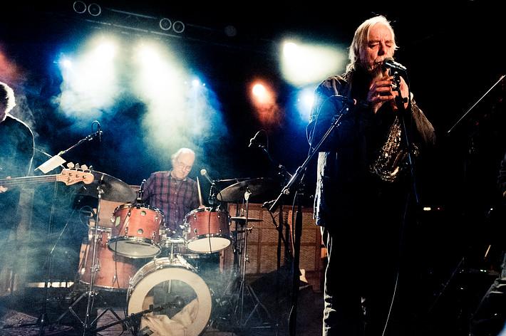 2012-02-03 - Träd, Gräs och Stenar performs at Debaser Hornstulls Strand, Stockholm