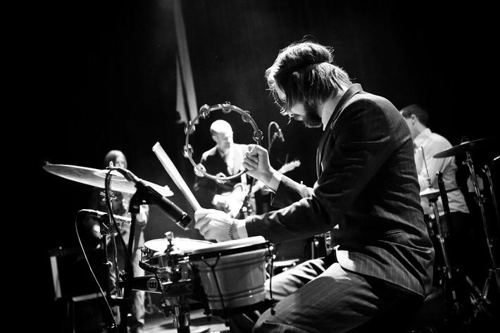 2012-02-04 - Captain Carpet & His Oriental Psychojugend performs at Babel, Malmö