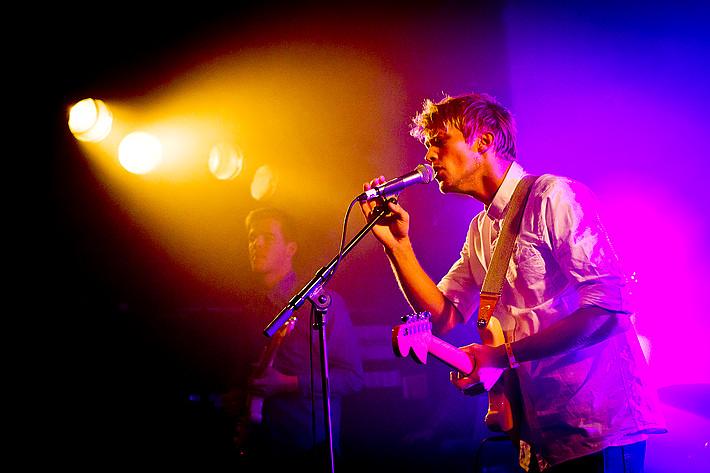2012-02-17 - Alfred Hall spelar på ByLarm, Oslo