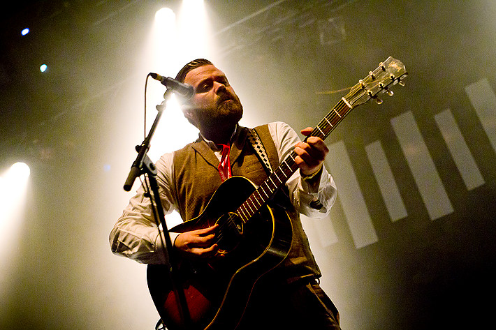 2012-02-17 - Mugison performs at ByLarm, Oslo