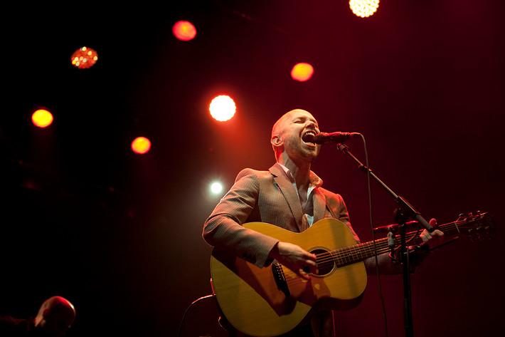 2012-02-24 - Tomas Andersson Wij performs at Södra Teatern, Stockholm