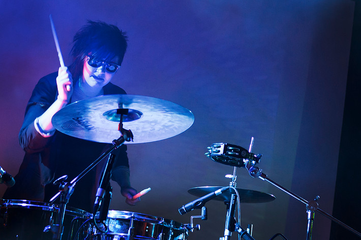 2012-03-27 - Glasvegas performs at Kulturbolaget, Malmö