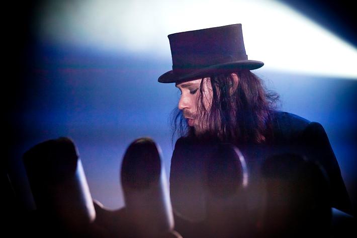 2012-04-10 - Nightwish spelar på Lisebergshallen, Göteborg