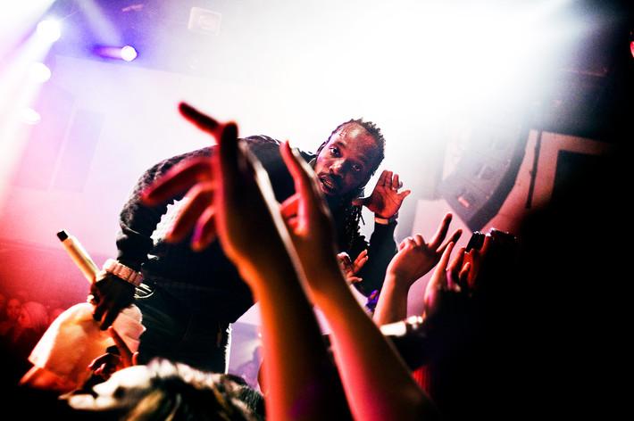 2012-04-12 - Mavado spelar på Göta Källare, Stockholm