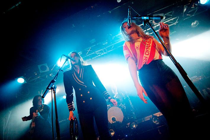 2012-04-13 - Caviare Days spelar på Debaser Slussen, Stockholm