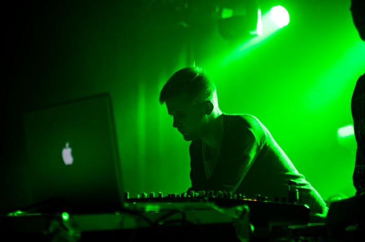 2012-05-05 - We Love Machines spelar på Popadelica, Huskvarna