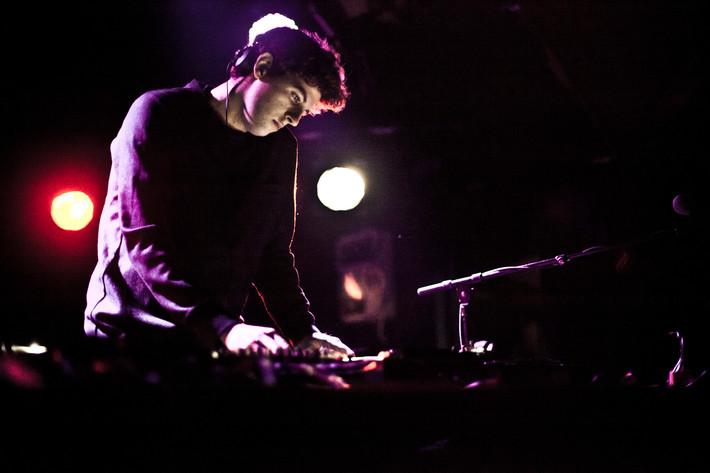 2012-06-17 - Jamie xx spelar på Hultsfredsfestivalen, Hultsfred