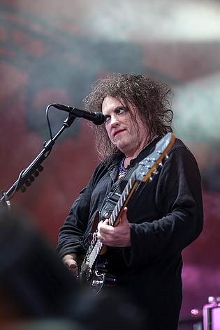 2012-07-05 - The Cure spelar på Roskildefestivalen, Roskilde