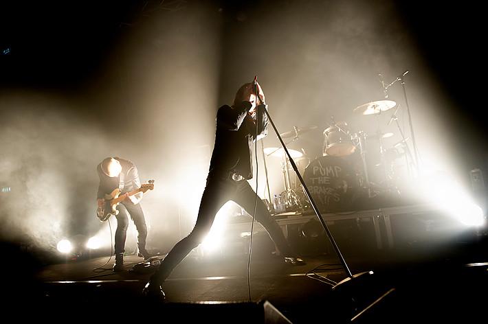 2012-12-07 - Refused spelar på Pustervik, Göteborg