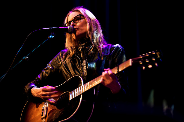 2013-01-15 - Aimee Mann performs at Nalen, Stockholm