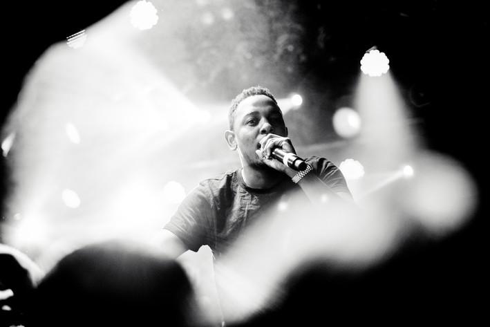 2013-02-11 - Kendrick Lamar spelar på Kulturbolaget, Malmö