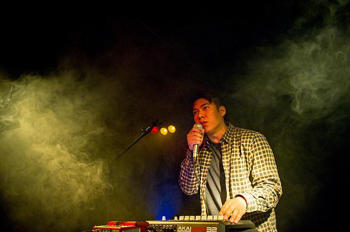 2013-04-11 - Blackbird Blackbird spelar på Jazzhuset, Göteborg