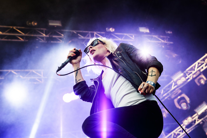 2013-05-17 - The Sounds performs at Gröna Lund, Stockholm