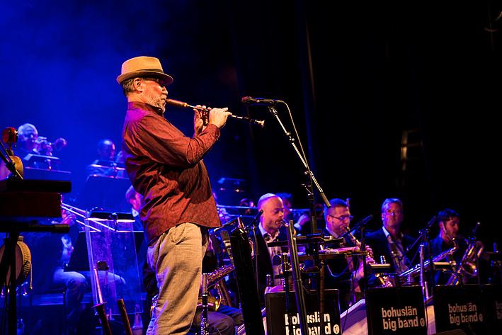 2013-05-30 - Ale Möller & Bohuslän Big Band spelar på Södra Teatern, Stockholm
