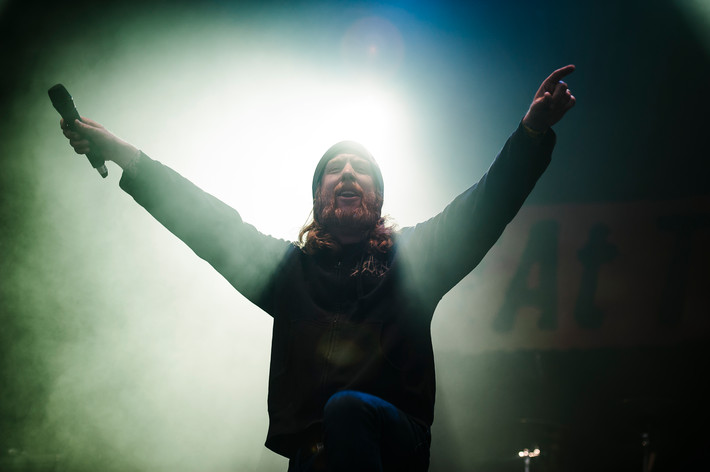 2013-06-07 - At the Gates spelar på Sweden Rock Festival, Sölvesborg