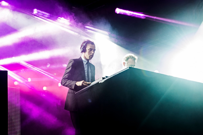 2013-06-27 - 2manydjs performs at Bråvalla, Norrköping