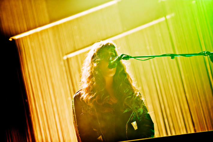 2013-08-08 - Beach House performs at Way Out West, Göteborg