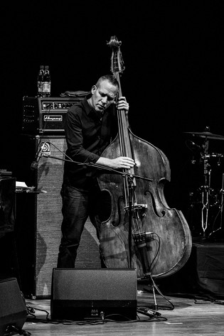 2013-10-18 - Avishai Cohen performs at Konserthuset, Stockholm