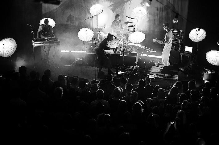 2013-10-25 - Austra performs at Kulturhuset, Stockholm